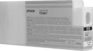 Original <b>Epson T5967</b> Light Black Ink - Cheap <b>Epson</b> Ink, <b>Epson</b> ...