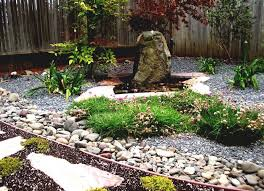 Small Picture 20 Great Rock Landscaping Ideas For Front Yard Home Designs