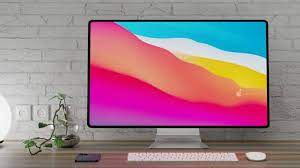 Neues Konzept zeigt iMac 2021 mit randlosem Display