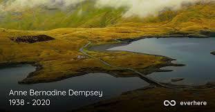 Anne Bernadine Dempsey Obituary (1938 - 2020)   Herring Cove, Nova ...