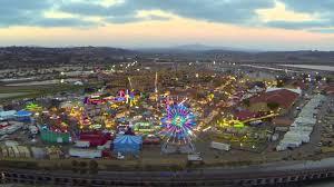 Del Mar Fair Aerial 2014