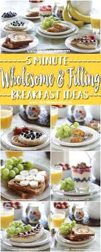 filling breakfast ideas under 250 calories. 6 easy \u0026 filling 5-minute breakfasts for busy mornings! breakfast ideas under 250 calories