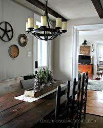 kitchen diy vs table chandelier farmhouse pretty