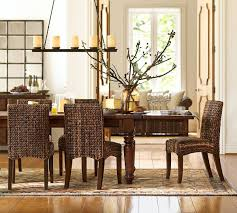 black dining room table pottery barn. nice design ideas pottery barn kitchen tables modest banks black dining room table