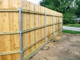 setting wood fence post installing wood fence posts remarkable fence design install fence posts how to