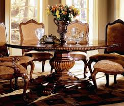 large round dining table seats 6 fantastic round dining room tables for delightful decoration large round