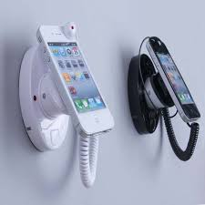 Cell Phone Display Stands Anti Theft Cell Phone Security Alarm Stand Holder From Zhuhai 75