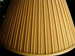 How To Clean Lamp Shades Mesmerizing How To Clean Pleated Lamp Shades Hunker