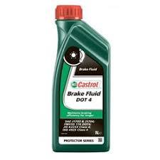 <b>Тормозная жидкость Castrol Brake</b> Fluid, 1л