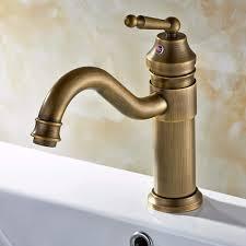Kalte Und Heiße Retro Waschbecken Waschbecken Badezimmer Waschtisch