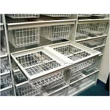 pull out wire shelves pull out wire basket drawer pull out wire shelves for kitchen cabinets wire pull out drawers for kitchen cabinets