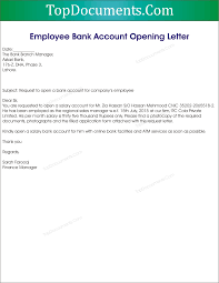 Open Application Letter For Employment Application Letter
