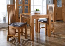 dining room chair luxury cotswold brown leather solid oak dining chair
