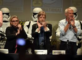 mark hamill carrie fisher harrison ford 2013. Delighful Mark Star Wars The Force Awakens Save Carrie Fisher Mark Hamill And Harrison  Ford  In Fisher 2013