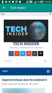 Tech Insider Design Tech Insider Amazon Co Uk Appstore For Android