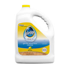 pledge 128 oz wood floor cleaner