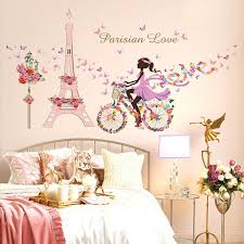 Small Picture Popular Paris Wall Decals Buy Cheap Paris Wall Decals lots from