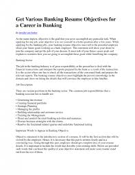 resume college writing objectives in resume glamorous national bank goals methods a resume writing tips resumewriting common resume objectives