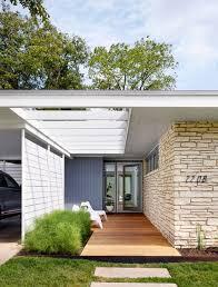 mid century modern front porch. Matt Garcia Design - Sunny Slope Remodel (Desire To Inspire) Mid Century Modern Front Porch A