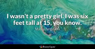 Pretty Girl Quotes Interesting Pretty Girl Quotes BrainyQuote