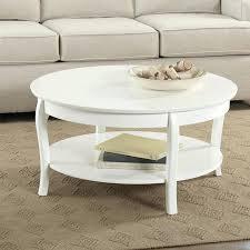 round coffee table white box frame whitewash wood legs dark top round coffee table white cee cfee whitewash