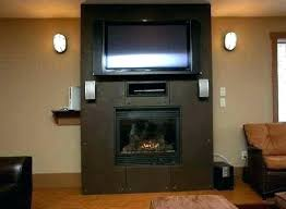 tv above fireplace too high tv mounted over fireplace too high