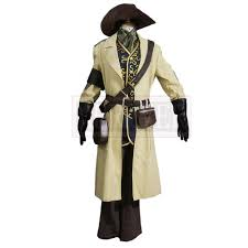 Fallout 4 Preston Garvey Cosplay Christmas Party Halloween Uniform Outfit  Cosplay Costume Customize Any Size|Game Costumes| - AliExpress