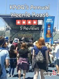 Weenie Roast 2017 Seating Chart Kroqs Annual Weenie Roast 8808 Irvine Center Dr Irvine Ca