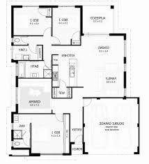 more 9 easy 4 bedroom bungalow house plan in kenya