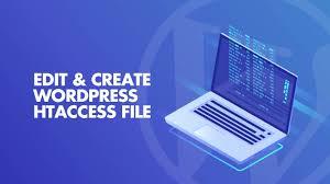 edit wordpress htaccess file