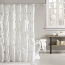 INK+IVY Masie Cotton Shower Curtain - Free Shipping On Orders Over $45 -  Overstock.com - 18722371