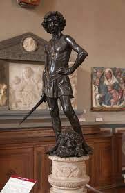 David vittorioso di Andrea del Verrocchio - ADO Analisi dell'opera