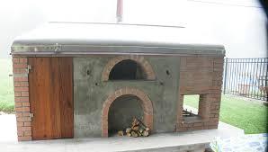oven smoker fireplace