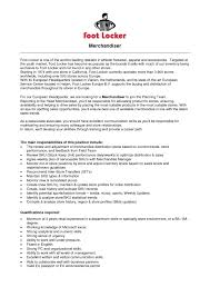 Charming Foot Locker Sales Associate Resume 81 For Resume Templates Word  with Foot Locker Sales Associate Resume