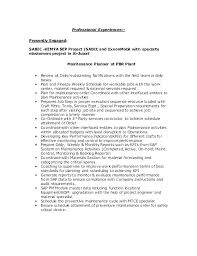 Production Planner Resume Buyer Planner Resumes Production Planner ...