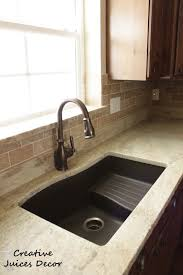 Non Granite Kitchen Countertops Creative Juices Decor Kitchen Counter Top Options From A