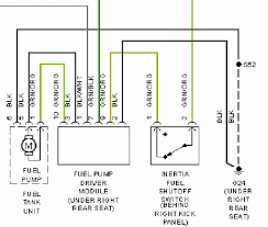 ford focus fuel pump wiring colours ford image wiring diagram for 2001 ford focus the wiring diagram on ford focus fuel pump wiring colours