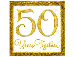 Golden Jubilee (50th) Wedding Anniversary: Quotes,Gifts And Party ...