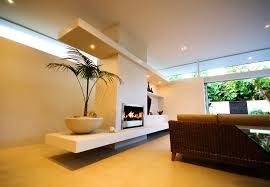 Interior Lavish Minimalist Home With Led Recessed Lights On Living Room Led Lighting