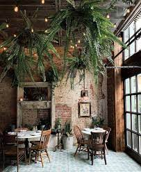 From a style perspective, they offer an opportunity to make a statement with shape and color. Credit Mydomaine Rustic Cafe Coffee Shop Decor Cafe Interior Design