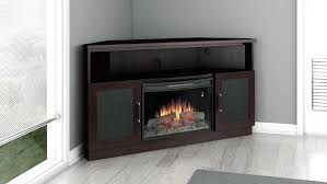 white electric corner fireplace sears stand exquisite design to insert