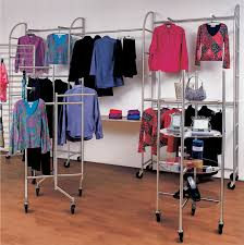 Apparel Display Stands Clothing Racks Store Fixtures and Retail Supplies 49