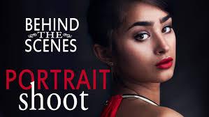 glamour portrait photo shoot model hair makeup styling lighting posing you