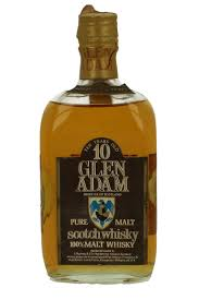 GLEN ADAM Pure Malt 10 years old 75cl 40% - Products - Whisky Antique,  Whisky & Spirits