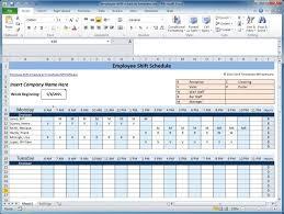 Employee Hours Trackingate Spreadsheet Schedule Excel Free Xls Work