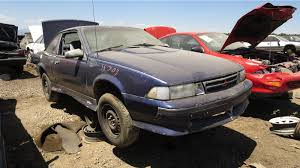 Junkyard Find: 1990 Chevrolet Cavalier Z24 - The Truth About Cars