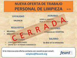Busco Trabajo De Limpieza Y Mantenimiento  Trabajo En Limpieza En Trabajo De Limpieza En Valencia