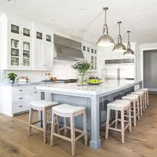 Kitchen Island With Stools Superhuman Just Got Some Of The Photos Back  Midwayfarmhouse And I M 2