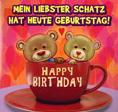 The Easiest Happy Birthday Mein Schatz