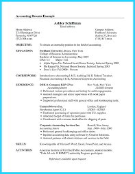 resume format for experienced accountant resume pin on resume samples accountant sample format for